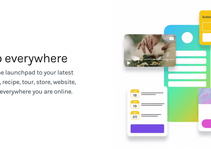 SNSやブログのリンクをまとめて表示できる、Linktreeの使い方